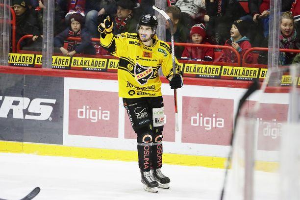 Matti Järvinen pelaa ensi kaudella Saksassa.