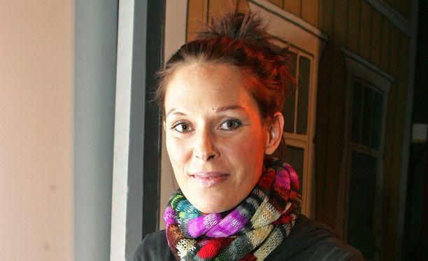 Minna Turunen poseerasi Iltalehdelle viimeksi vuonna 2007.