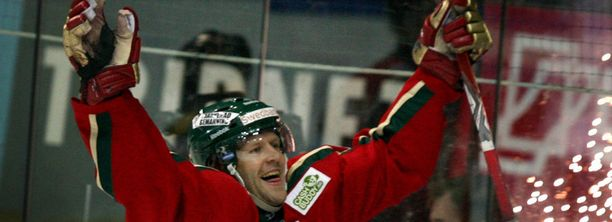 Tomi Kallio rankattiin Ruotsin liigan kautta aikojen parhaaksi suomalaiseksi.