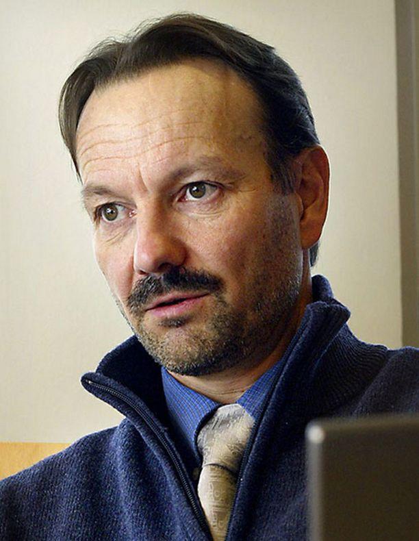 Antti Leppävuori vahvisti Kyrön väitteen.