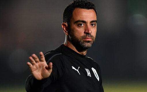 Barcelona joutui pettymään – Xavi teki jatkosopimuksen Al-Saddin kanssa