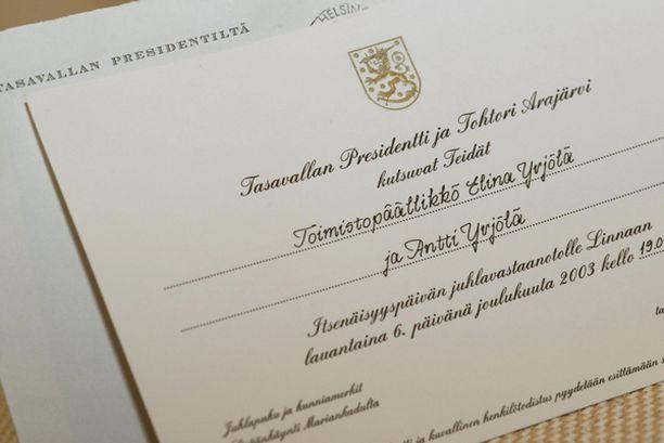 Pori jazzin toimistopäällikkö Elina Yrjölän aito kutsu.
