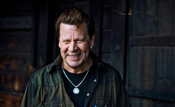 Pate Mustajärvi on luotsannut Popeda-yhtyettä vuodesta 1977.