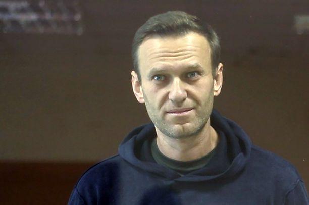 Aleksei Navalnyi on istunut vankilassa Venäjällä alkuvuodesta asti.