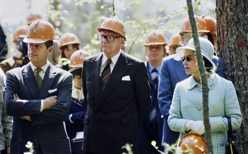 """Eva-Christina, 86, oli järjestämässä Philipin historiallista Suomen vierailua: """"Hän oli komea herrasmies"""""""