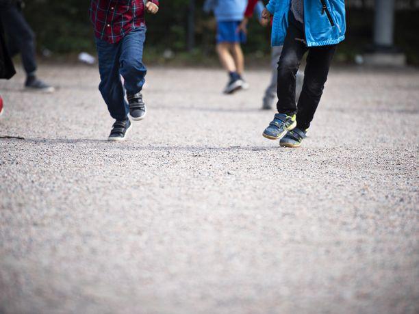 Epäilty pahoinpitely on tapahtunut Keski-Suomessa, Uuraisten koulukeskuksessa. Kuvituskuva.