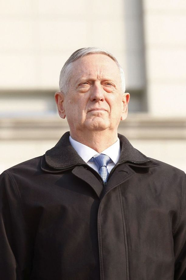 Päivän meili menee USA:n puolustusministeri James Mattisille.