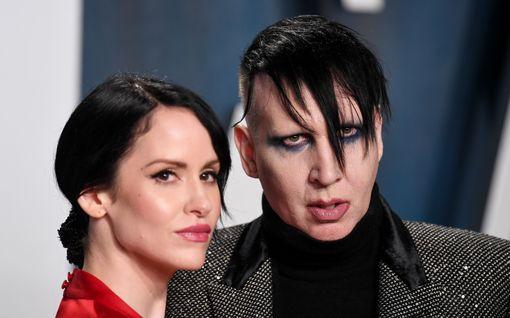 Marilyn Mansonin vaimo on pysynyt hiljaa kohun keskellä – ystävältä karmaiseva väite vaimon tilanteesta
