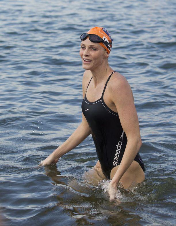 Charlene Wittstock aloitti uinnin kolmevuotiaana ja polski olympia-altaassa Sydneyssä 2000.