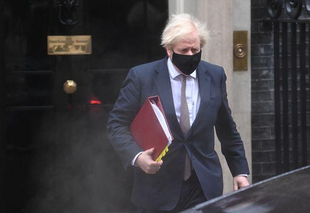 Britannian pääministeri Boris Johnson kertoi, että maasta löydetty koronamutaatio on huomattavasti vaarallisempi kuin alkuperäinen.