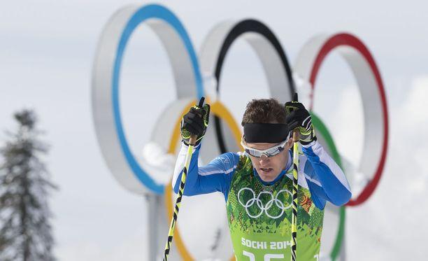 Sami Jauhojärvi ilmoitti tiistaina lopettavansa uransa vain kymmenen kuukautta ennen olympiakisoja.