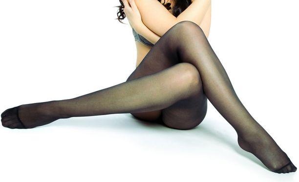 Äiti seksiä sukka housut