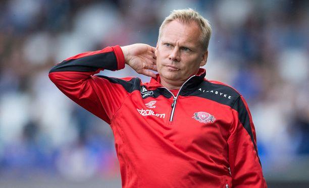 Päävalmentaja Toni Korkeakunnaksella on käsissään potentiaalinen joukkue.