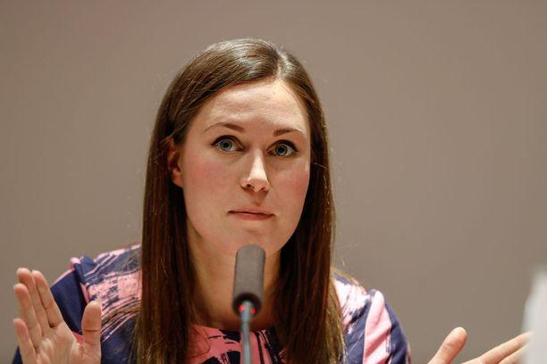SDP:n varapuheenjohtaja Sanna Marin ehdottaa naisille yleislakkoa.