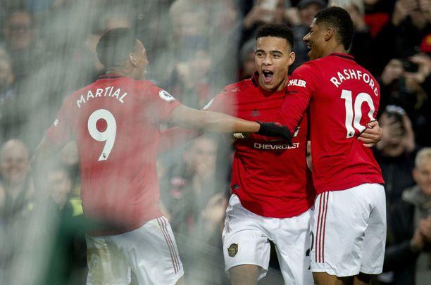 Manchester United matkaa FA-cupin kolmannella kierroksella Wolverhampton Wanderersin vieraaksi.