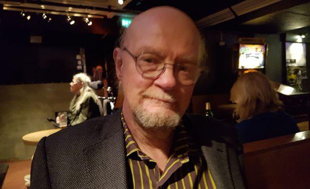 Vihreä ideologi Osmo Soininvaara on Helsingin energiayhtiö Helenin hallituksen puheenjohtaja.