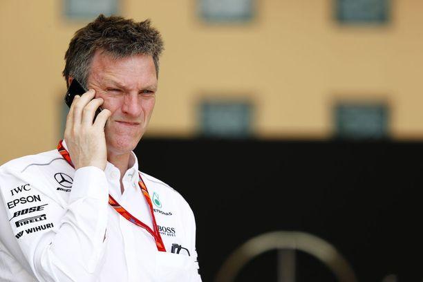 James Allison joutui viime kaudella Ferrari-pomo Sergio Marchionnen epäsuosioon.