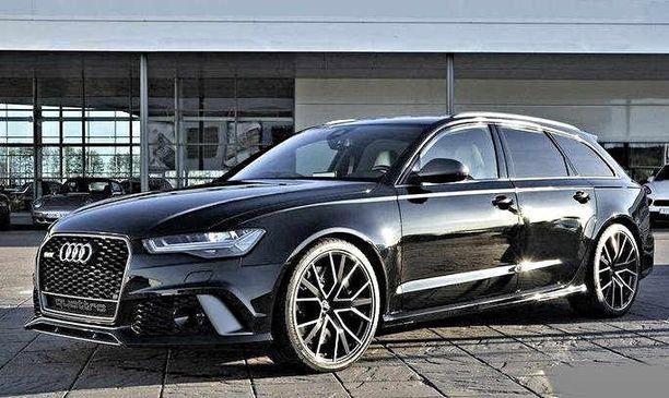 Parin vuoden ikäinen Audi RS6 Avant Performance 4,0 V8 TFSI  tarjoilee härkit 580 hevosvoimaa noin 150 000 euron hinnalla.