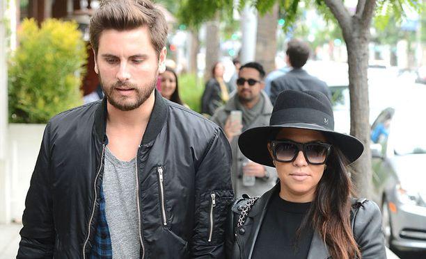 Kourtney Kardashian ja Scott Disick ovat olleet yhdessä jo kauan, mutta häitä ei lieni luvassa.