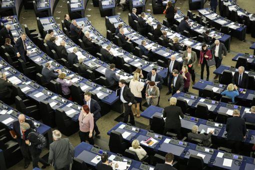 Euroopan parlamentti äänesti keskiviikkona Strasbourgissa.