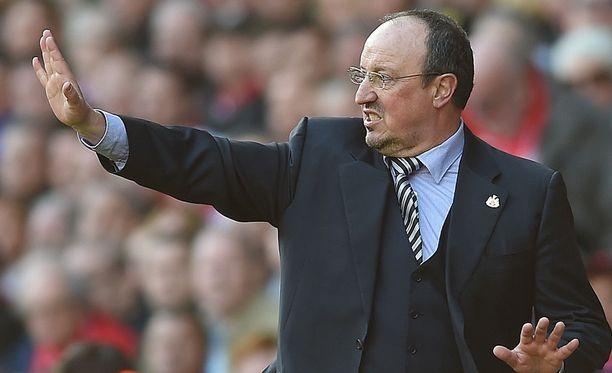 Rafael Benitezin Newcastle ei todennäköisesti järjestä mitään hyökkäysilotulitusta tänään.