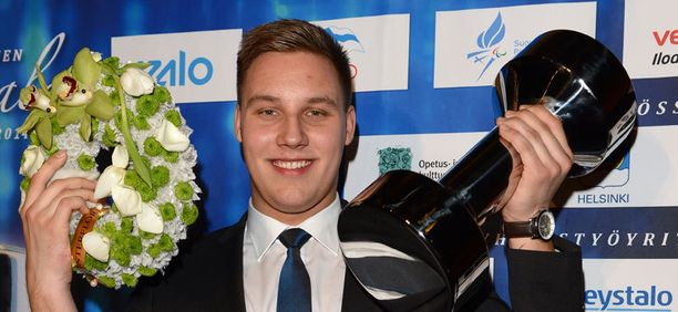 Matti Mattsson ui MM-pronssia.