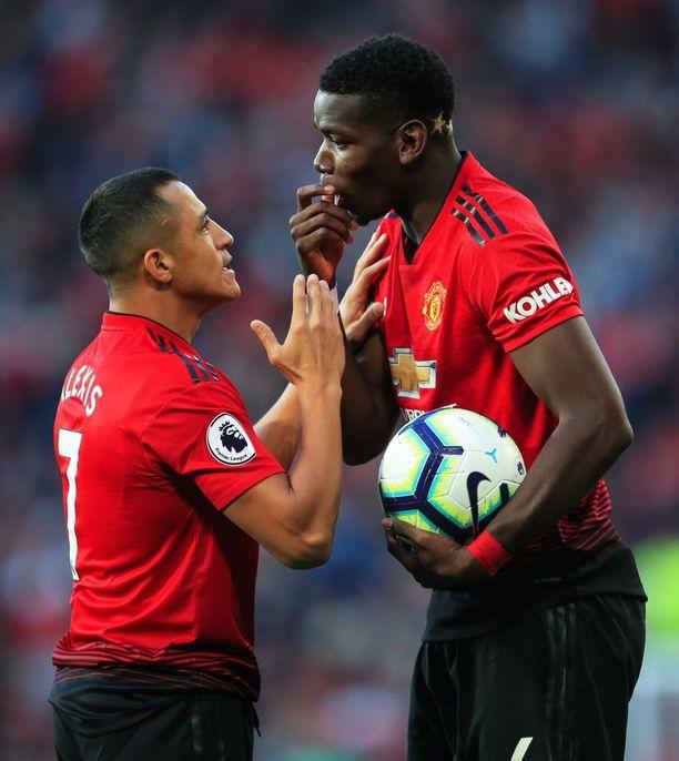 Alexis Sanchez ja Paul Pogba ovat Jose Mourinhon Unitedin superhankintoja. Lisää pitäisi saada.