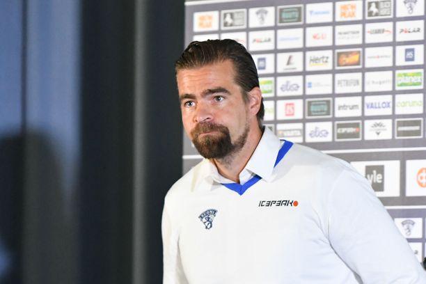 Jussi Ahokas yrittää Nuoret Leijonat menestykseen viime vuoden pettymyksen jälkeen.