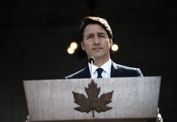 Kanadan pääministeri Justin Trudeaun johtama liberaalipuolue jatkaa maan johdossa.