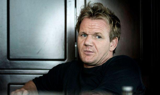 Gordon Ramsaylle selviää dokumentissa myös, että hänen omissa ravintoloissaan käytetään kokaiinia.