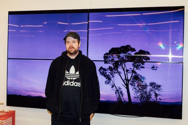 Johannes Ekholm on repaleisen työuran tehnyt Työstäkieltäytyjäliiton äänitorvi.