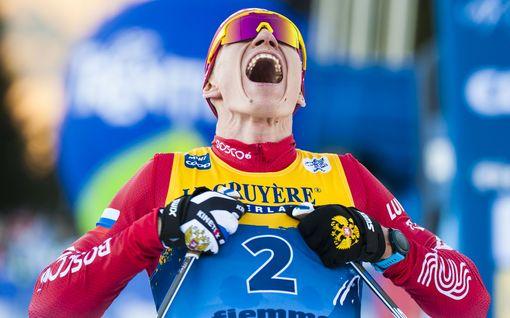 Asiantuntija huomasi Venäjän hiihtotähdessä merkittävän muutoksen – Aleksandr Bolshunovin suoritukset vetävät nöyräksi