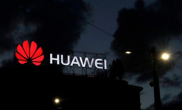 Huawei on jäänyt Yhdysvaltain ja Kiinan kauppasodan jalkoihin.