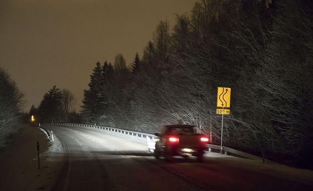 Kahden lapsen hengen vaatinut kuolonkolari tapahtui Lohjan Virkkalassa.