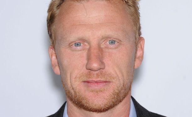 Kevin McKidd on tunnettu muun muassa suositusta Greyn anatomia -sarjasta.