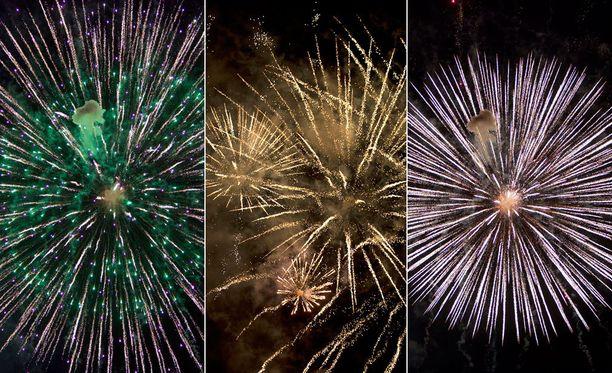 Kaupungit panostavat tänä vuonna uudenvuoden juhlailotulituksiin.