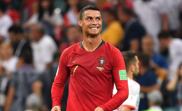 Cristiano Ronaldo jakaa mielipiteitä.