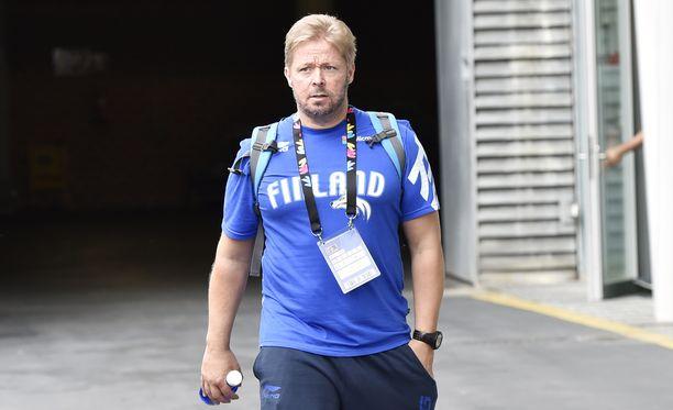 Marko Yrjövuori on maailmallakin arvostettu fysiikkavalmentaja ja athletic trainer.