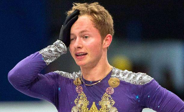 Alexander Majorov oli Moskoven EM-jäillä seitsemäs mutta se ei riittänyt olympiavalintaan.