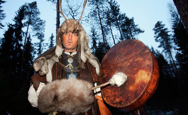 Suomessa noidat olivat lähinnä miehiä.