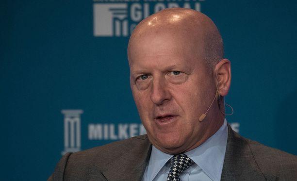 Entinen työnantaja Goldman Sachsin toimitusjohtaja kertoo olevansa murheen murtama entisen työntekijänsä kohtalosta.