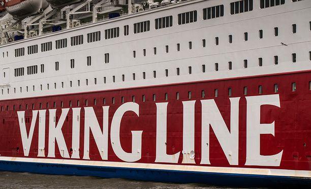Viking Line on perunut katamaraanilaivojen lähdöt maanantaina.