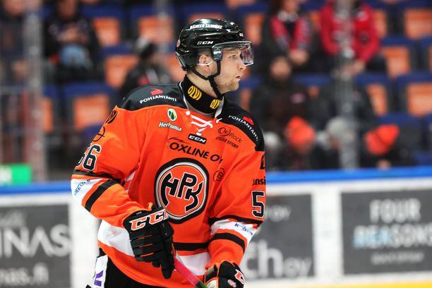 Markus Niemeläinen on tuore Suomen mestari.