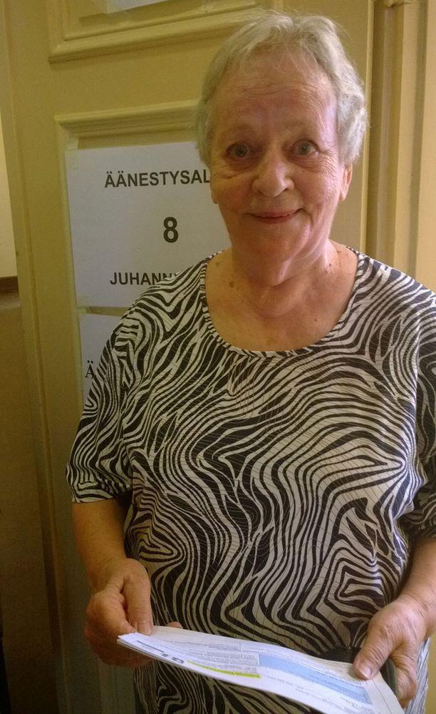 82-vuotiaan Eila Roineen vuosikymmeniä kestänyt näyttelijän ura jatkuu edelleen.