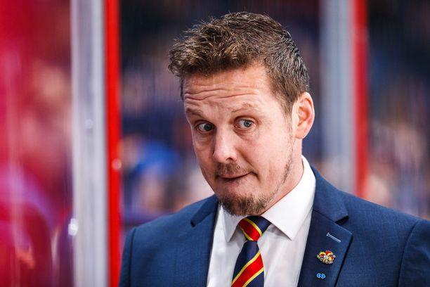 Lauri Marjamäki ei pitänyt KHL:n ratkaisusta viedä Jokereilta tuottoisa tapaninpäivän kotipeli.