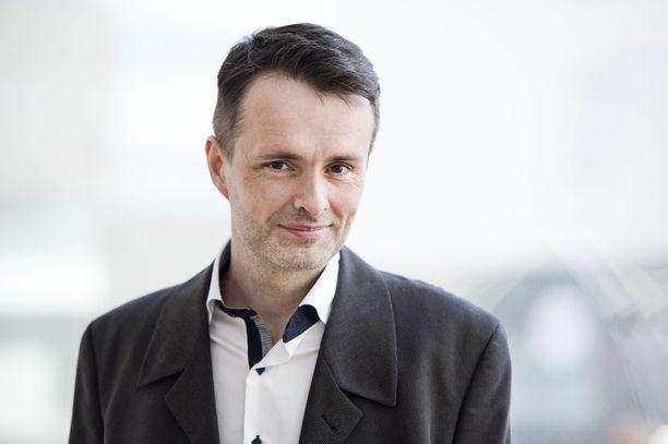 Isto Hiltunen poseerasi Iltalehdelle viimeksi vuonna 2014.