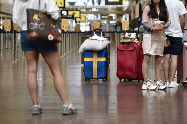Ruotsalaiset ovat jälleen tervetulleita useaan Euroopan maahan.