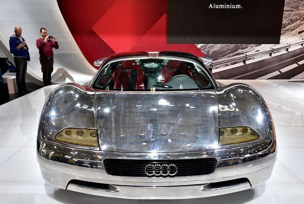 Audi Avus Quattro vm. 1991.
