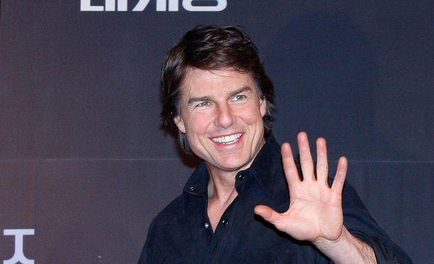Tom Cruisen on lehtitietojen mukaan rakastunut mies.
