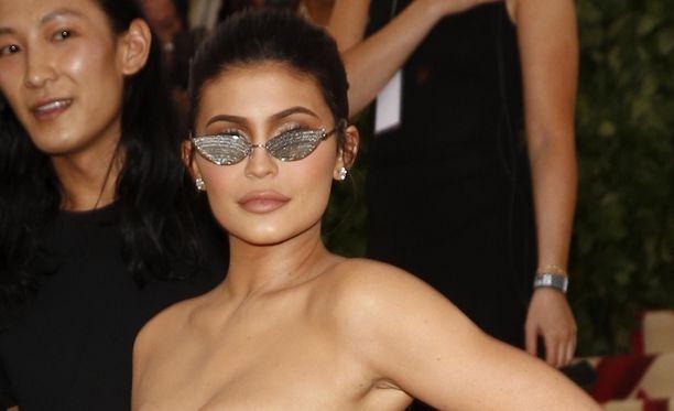 Kylie Jennerillä on parikymppiseksi huikea omaisuus - ja se on vieläpä itse tienattu.